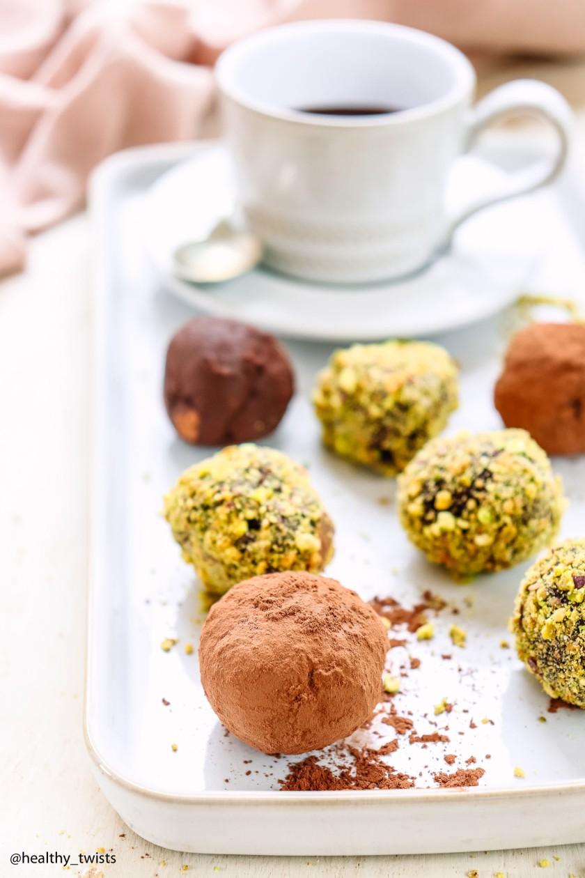 Denby & Chocolate Truffles 3 - HT
