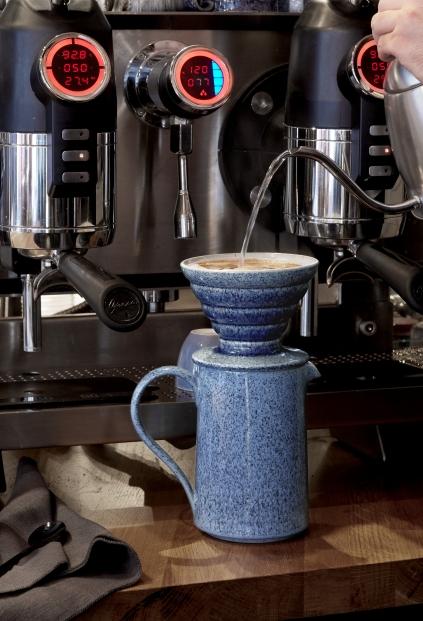 Studio Blue tea and coffee
