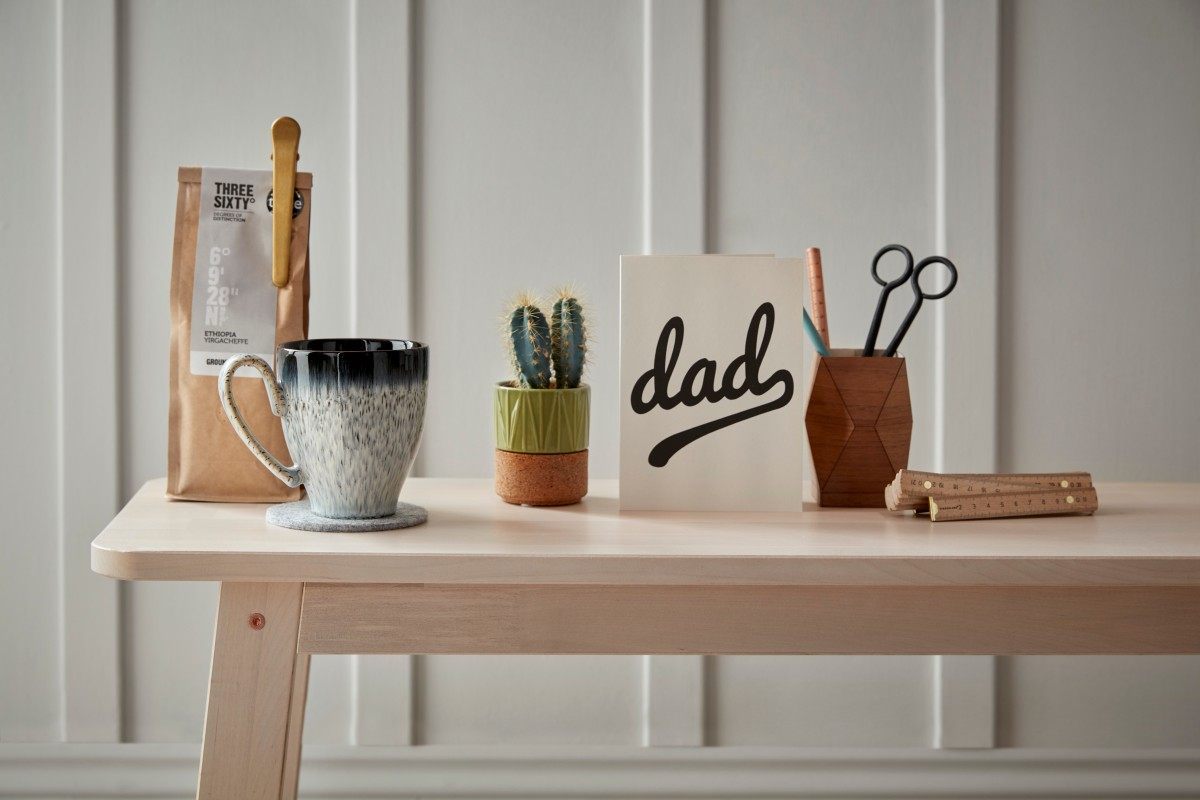 Fathers Day Halo Mug